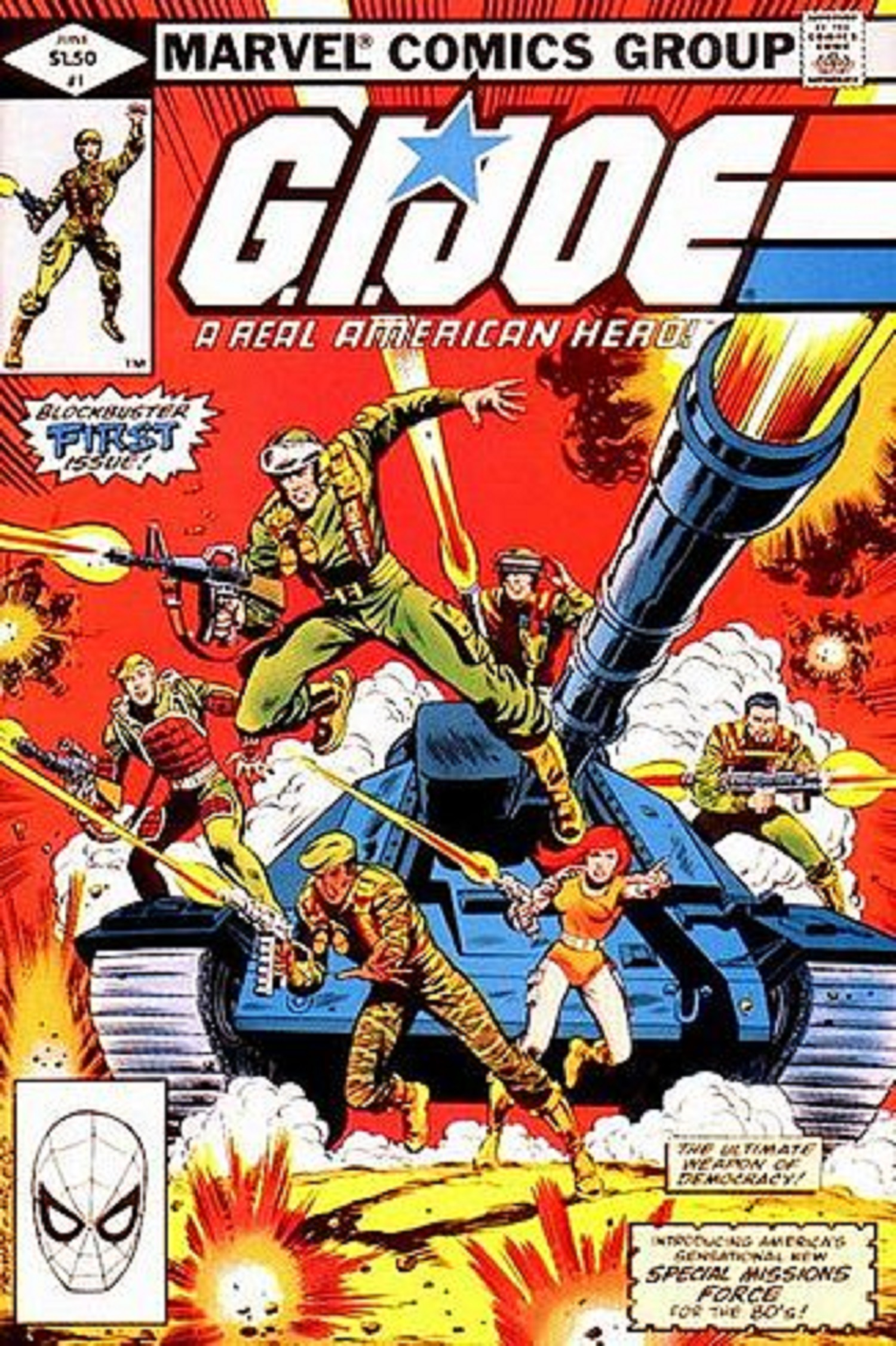 G.I. Joe: A Real American Headcast